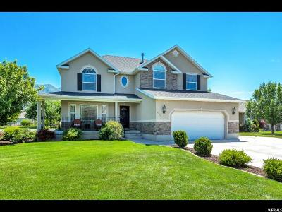 Highland Single Family Home For Sale: 9774 N 5580 W