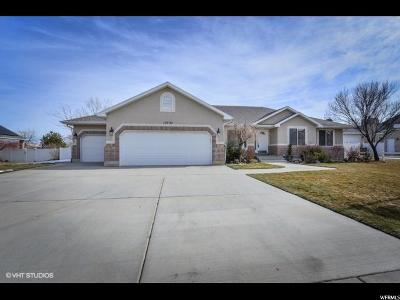 Riverton Single Family Home For Sale: 13737 S 4100 W