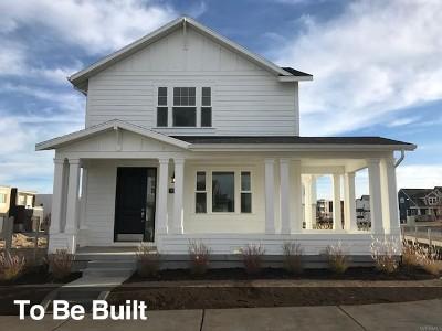 South Jordan Single Family Home For Sale: 5103 W Lake Terrace Ave S #671