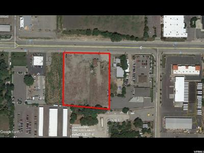 Ogden Commercial Under Contract: 387 W 12th St S