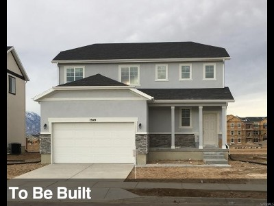 Herriman Single Family Home For Sale: 5089 W Blythswood Ln S #61