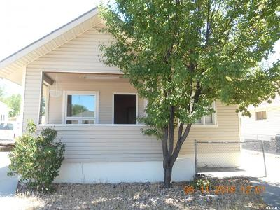 Price UT Single Family Home For Sale: $94,000