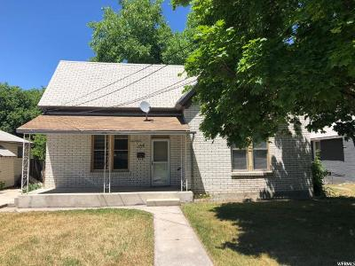 Springville Single Family Home For Sale: 154 W 400 N
