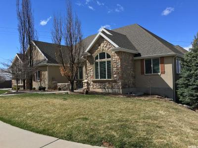 Orem Single Family Home For Sale: 1967 N Heather Rd