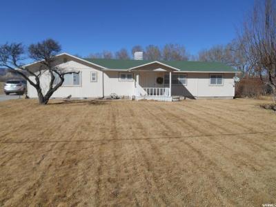 Ferron UT Single Family Home For Sale: $55,000