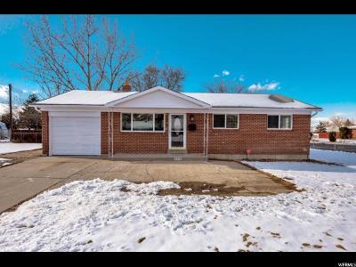 Sandy Single Family Home For Sale: 9830 S 730 E