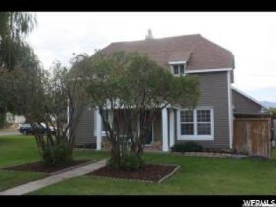 Salem Single Family Home For Sale: 190 S 300 W