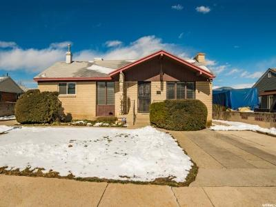 Salt Lake City UT Single Family Home For Sale: $230,000