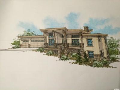 Salt Lake City Residential Lots & Land For Sale: 3861 E Viewcrest S