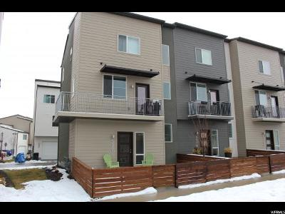 Herriman Townhouse For Sale: 5302 W Solafax Ln #33-1
