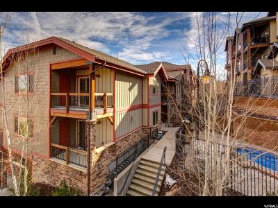 Park City Condo For Sale: 5501 N Lillehammer Ln #4202
