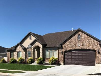 Lehi Single Family Home For Sale: 3367 N 810 E