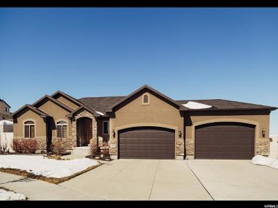 West Valley City Single Family Home For Sale: 6174 W Altamira Dr