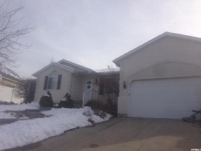 Santaquin Single Family Home For Sale: 978 E Lambert