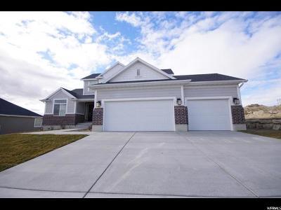 West Jordan Single Family Home For Sale: 7498 S 5720 W