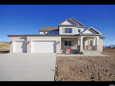 Herriman Single Family Home For Sale: 6512 W Hollister Way