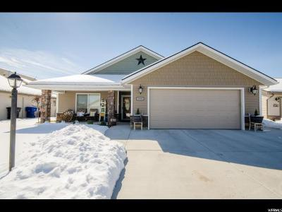 Logan Single Family Home For Sale: 324 W 1530 N