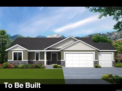 Provo UT Single Family Home For Sale: $346,700