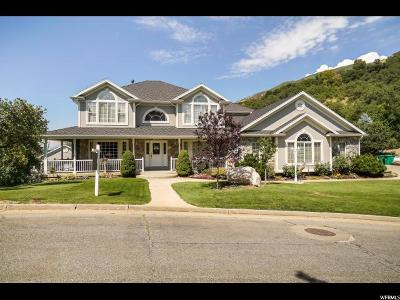 Layton Single Family Home For Sale: 3287 E 1875 N