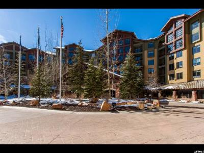Park City Condo For Sale: 3855 N Grand Summit Dr #526/28