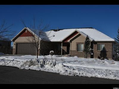 North Logan Single Family Home For Sale: 1807 N 2050 E