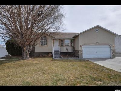 Riverton Single Family Home For Sale: 13259 S 2480 W