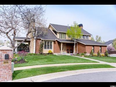 Sandy Single Family Home For Sale: 1896 E Summer Meadow Cir S