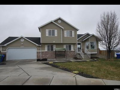 West Jordan Single Family Home For Sale: 6180 W Kenyons Claim Cir #509