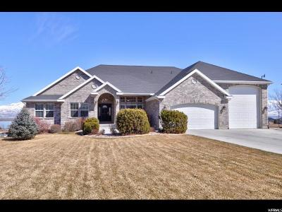Saratoga Springs Single Family Home For Sale: 1736 S Range Rd