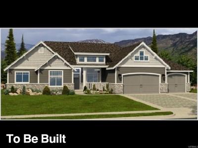 Grantsville Single Family Home For Sale: 688 E Sunset View Rd S #826