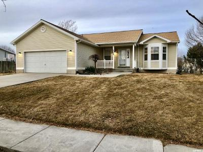 Riverton Single Family Home For Sale: 2068 W 12510 S