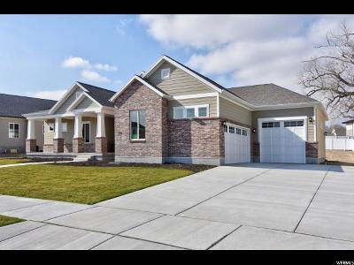 South Jordan Single Family Home For Sale: 10844 S Lees Dream Dr #210