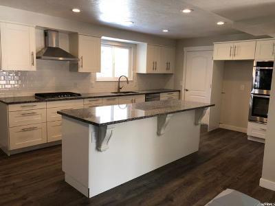 Sandy Single Family Home For Sale: 2853 E Fallentine Rd S