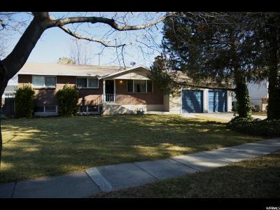 Sandy Single Family Home For Sale: 1055 E Saphire Dr S
