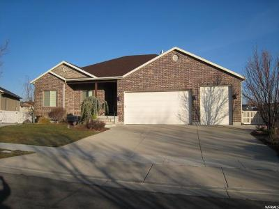 Taylorsville Single Family Home For Sale