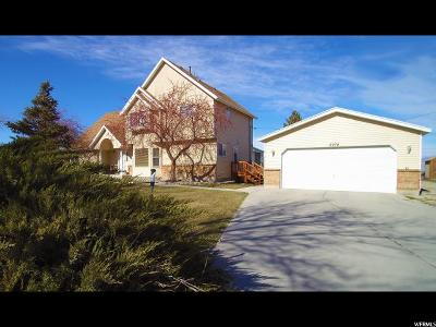 Salt Lake City Single Family Home For Sale: 2074 W 2670 N