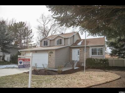 Sandy Single Family Home For Sale: 10786 Heather Ridge Dr