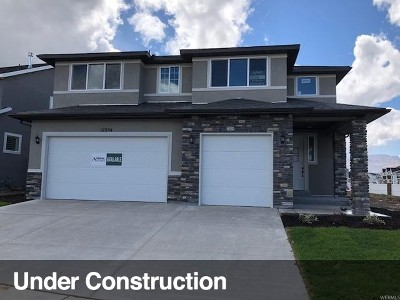 Herriman Single Family Home For Sale: 12334 S Pike Hill Ln #619