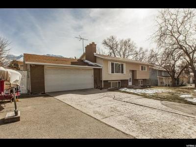 Sandy Single Family Home For Sale: 11493 S Sandy Creek Dr E