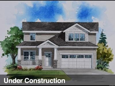 Draper Single Family Home For Sale: 11778 S Banff Springs Dr E #117