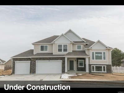 South Jordan Single Family Home For Sale: 3561 W Dry Ridge Cv #431