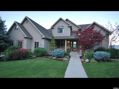 Cedar Hills Single Family Home For Sale: 9283 N Canyon Heights Dr W