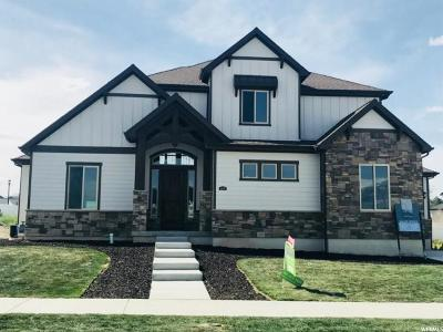 South Jordan Single Family Home For Sale: 10874 S Lees Dream Dr W #208