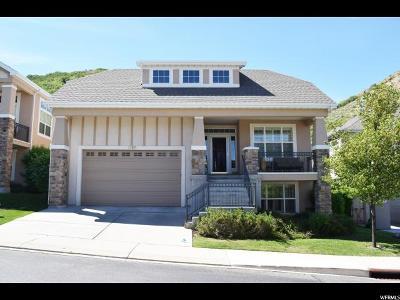 Draper Single Family Home For Sale: 1566 E Spyglass Hill Dr