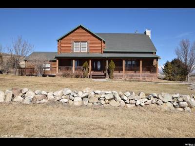 Eagle Mountain Single Family Home For Sale: 2441 E Cedar Dr