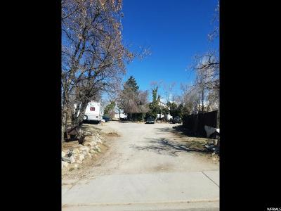Orem Residential Lots & Land For Sale: 570 N 1058 W