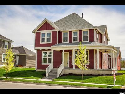 Kaysville Single Family Home For Sale: 1997 W Orchard Harvest Dr