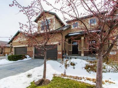 Taylorsville Townhouse For Sale: 3107 W Bald Mountain Dr S