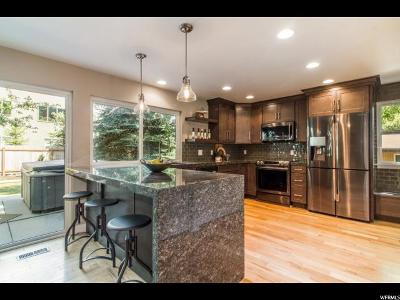 Cottonwood Heights UT Single Family Home For Sale: $675,000