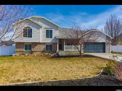 Grantsville Single Family Home For Sale: 883 S Poplar Ln E